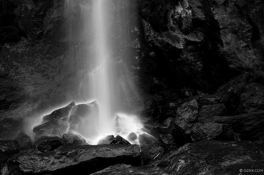 Drift Creek Falls Lincoln City Oregon