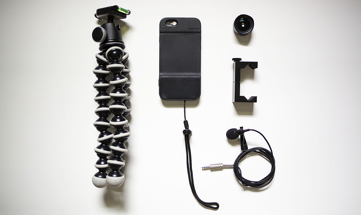 iphone video kit